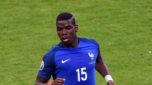 Paul Pogba is set to sign a five-year deal with Manchester United