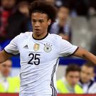 Manchester City are interested in Germany international Leroy Sane