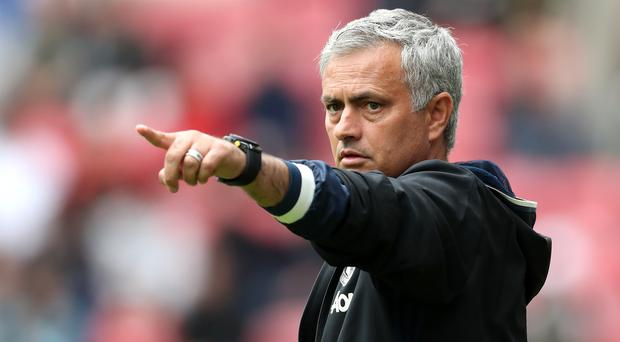 Jose Mourinho is approaching his first season as Manchester United manager