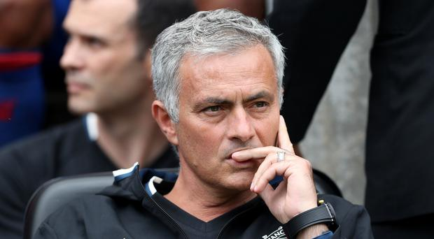 Borussia Dortmund inflicted a heavy defeat on Jose Mourinho's Manchester United