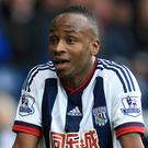 Saido Berahino scored just four Premier League goals for West Brom last season