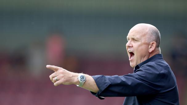 Hull City caretaker manager Mike Phelan took charge of their 2-0 win at Scunthorpe on Saturday.