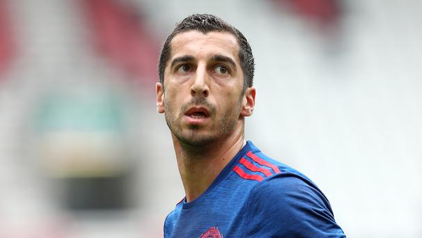 Henrikh Mkhitaryan completed his move to Manchester United earlier this month