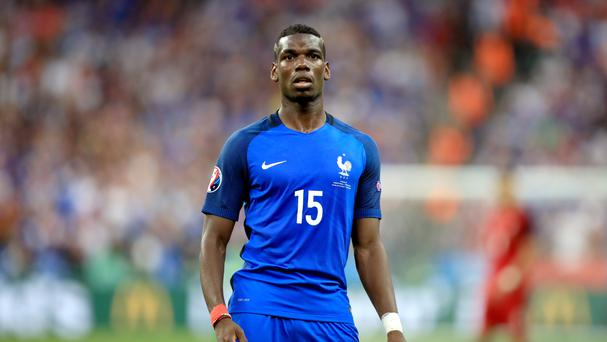 Paul Pogba is a wanted man this summer
