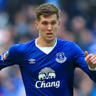 Manchester City have reportedly begun discussions with Everton over John Stones