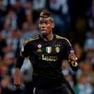 United are in pole position to sign Pogba for a world-record fee from Juventus this summer. Photo: PA