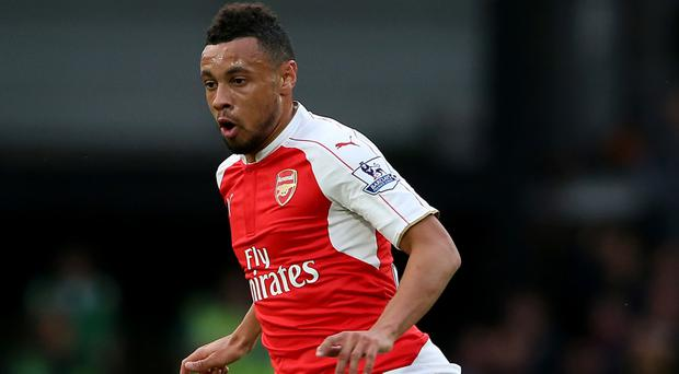 Francis Coquelin could be a defensive option for Arsene Wenger