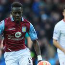 Aston Villa's Idrissa Gana joined the club from Lille last summer.