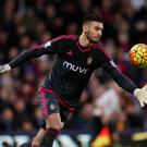 Paulo Gazzaniga has made 23 appearances for Southampton
