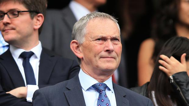Premier League executive chairman Richard Scudamore expects to see a rise in overseas TV rights