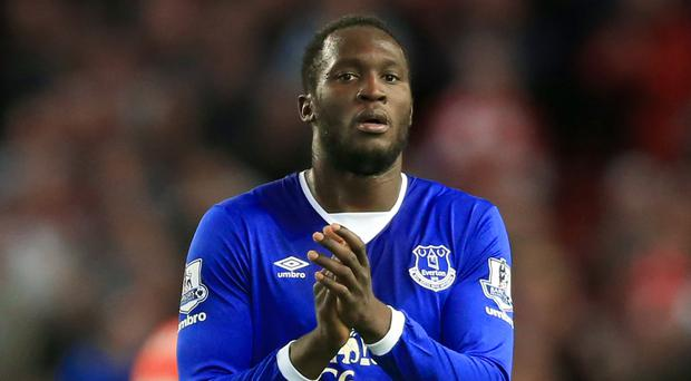 Romelu Lukaku is wanted by former club Chelsea