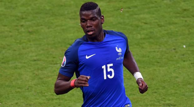 Manchester United have yet to agree a deal with Juventus for France midfielder Paul Pogba