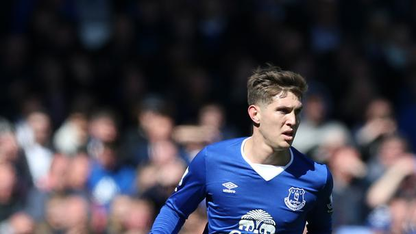 Manchester City are desperate to sign Everton's John Stones