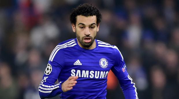 Mohamed Salah is joining Roma on a permanent deal.