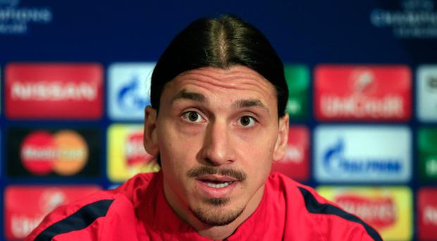 Zlatan Ibrahimovic, pictured, is predicting he will have a fruitful time working alongside Wayne Rooney