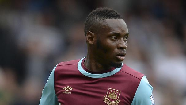 West Ham's Diafra Sakho will not be joining West Brom this summer