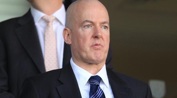 Jeremy Peace has been chairman of West Brom since 2002