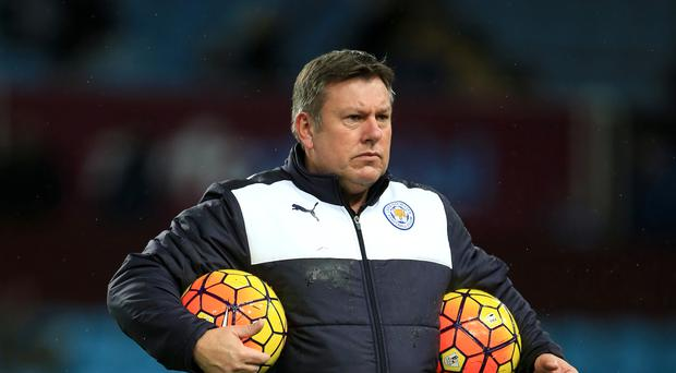 Craig Shakespeare is being considered for a role with England
