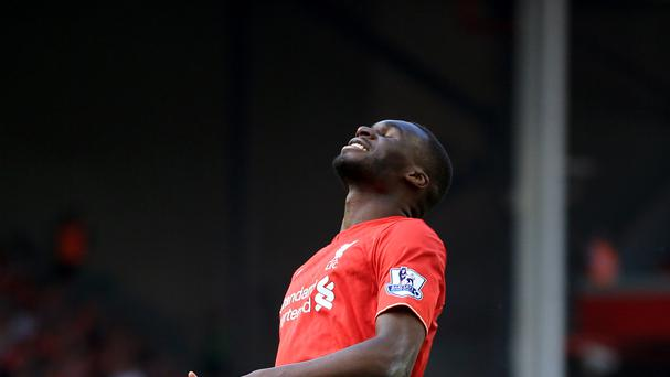 Liverpool striker Christian Benteke, pictured, will not be sold cheaply