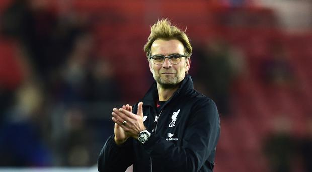 Liverpool manager Jurgen Klopp said his England players have recovered well from Euro 2016 disappointment