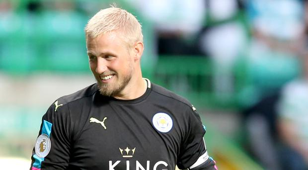 Kasper Schmeichel has signed up for five more years with Leicester