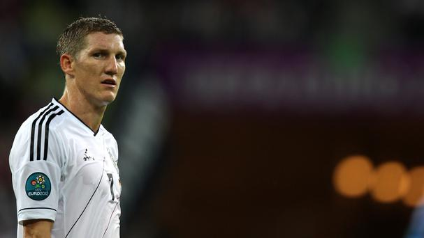 Rudi Voller thinks Bastian Schweinsteiger, pictured, can play on at the top level