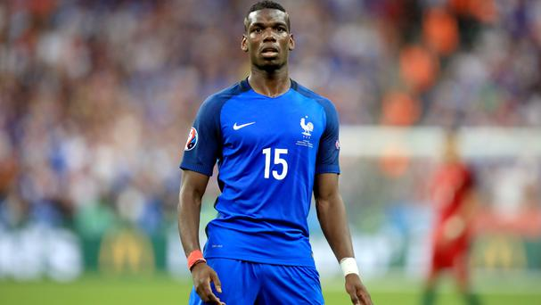 Paul Pogba is close to a Manchester United return