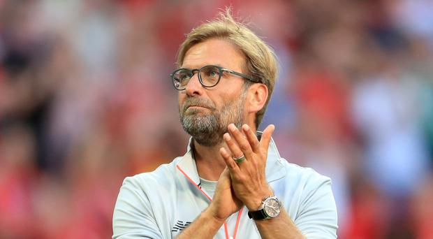 Liverpool manager Jurgen Klopp has overseen a 4-0 win and a 4-0 defeat this weekend