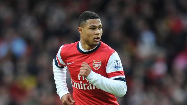 Serge Gnabry should be playing more club football according to Germany's Olympic coach