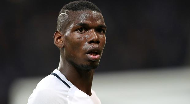 Paul Pogba has signed a five-year contract with Manchester United