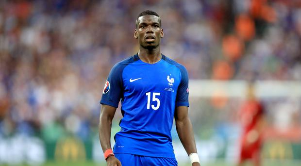 Paul Pogba is a Manchester United player once again