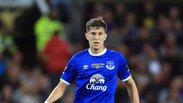John Stones has become the eighth signing of the summer for Manchester City