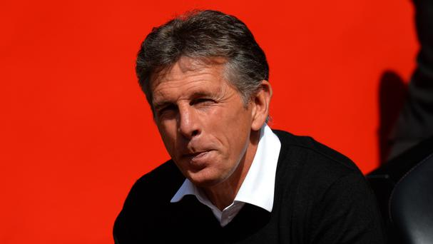 Southampton head coach Claude Puel, pictured, is convinced Jose Fonte will stay with the club