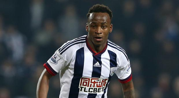 West Brom striker Saido Berahino is wanted by Stoke