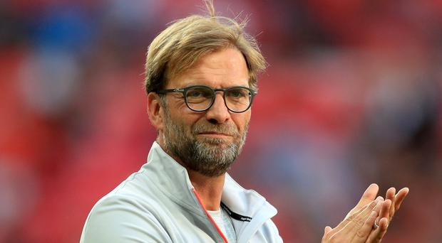 Jurgen Klopp is one of a number of high-profile managers in this year's Premier League