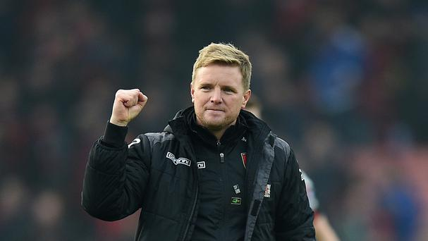 AFC Bournemouth manager Eddie Howe believes the Premier League is more difficult this season