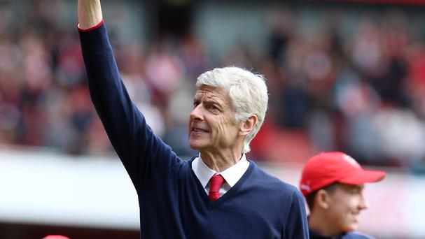Arsene Wenger is approaching 20 years as manager of Arsenal.