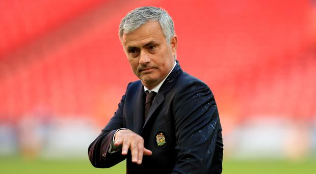 Manchester United manager Jose Mourinho says other clubs are scared to state their ambitions