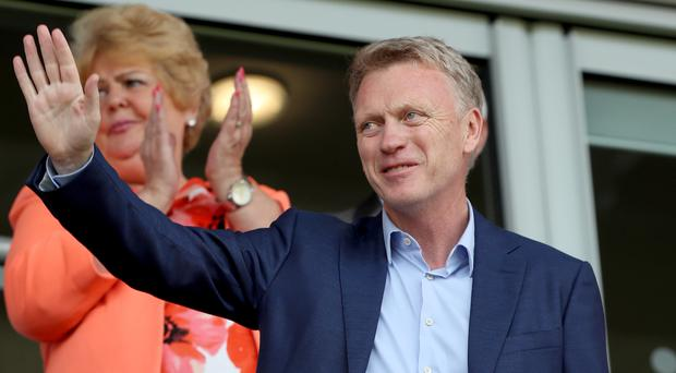 Sunderland manager David Moyes, pictured, is not backing down over Lamine Kone's transfer request