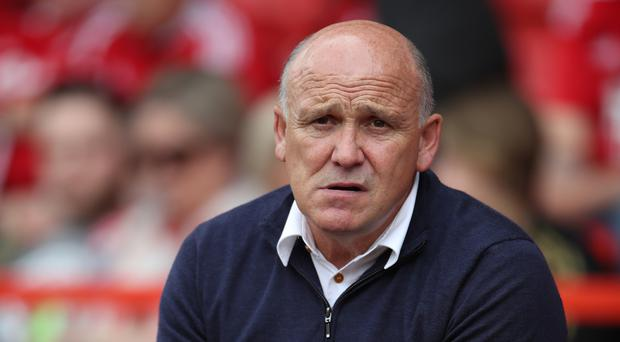 Interim boss Mike Phelan does not think Hull are equipped to compete in the Premier League at the moment