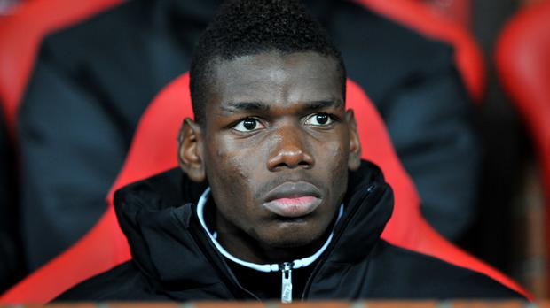 Manchester United's Paul Pogba must wait for his second debut