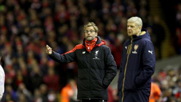 Jurgen Klopp: 'Liverpool will not gift surplus strikers to anybody'