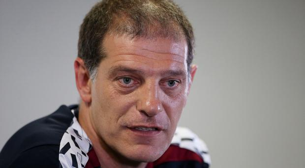 Slaven Bilic is looking to add to his West Ham squad