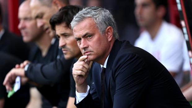 Jose Mourinho enjoyed a satisfactory start to the Premier League season with Manchester United