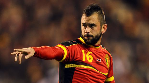 Steven Defour has made 46 appearances for Belgium