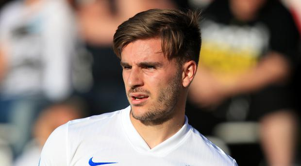 Luke Garbutt will spend the rest of 2016 with Wigan