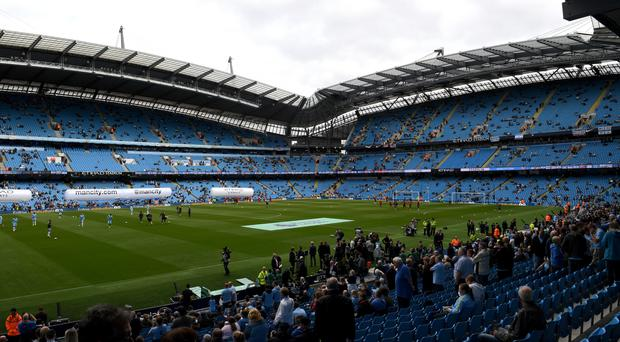 Manchester City have dismissed reports they are trying to recruit a Barcelona doctor