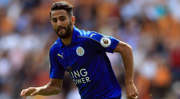 Leicester's Riyad Mahrez won the PFA Player of the Year as the Foxes clinched the Premier League title last season