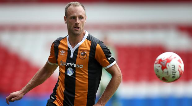 Hull's David Meyler, pictured, wants Mike Phelan to be the club's next permanent manager