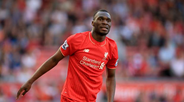 Alan Pardew had tried to sign Christian Benteke, pictured, when he was Newcastle boss